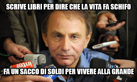 Michel Houellebecq a colori, Near Death Experience