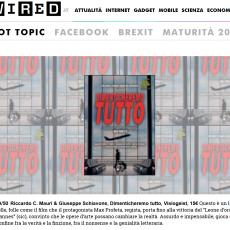 Dimenticheremo tutto su Wired