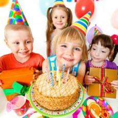 le feste di compleanno dei figli