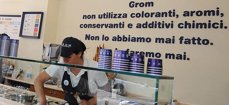 le prime 10 dei 40 milioni di ragioni per cui Grom ha venduto a Unilever