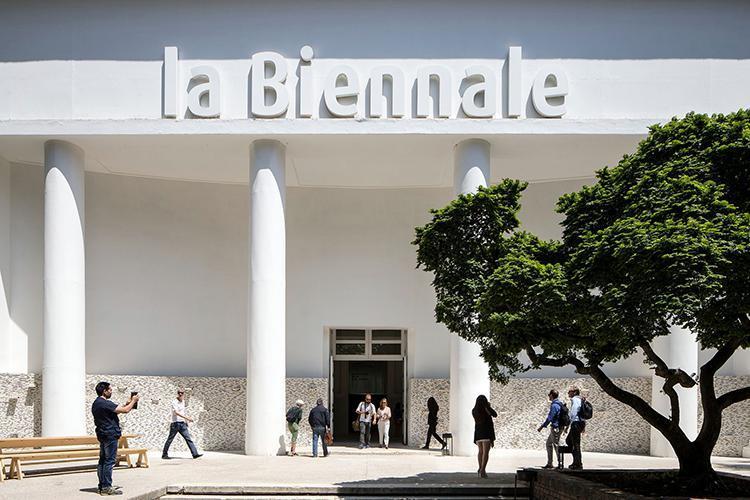 la biennale architettura