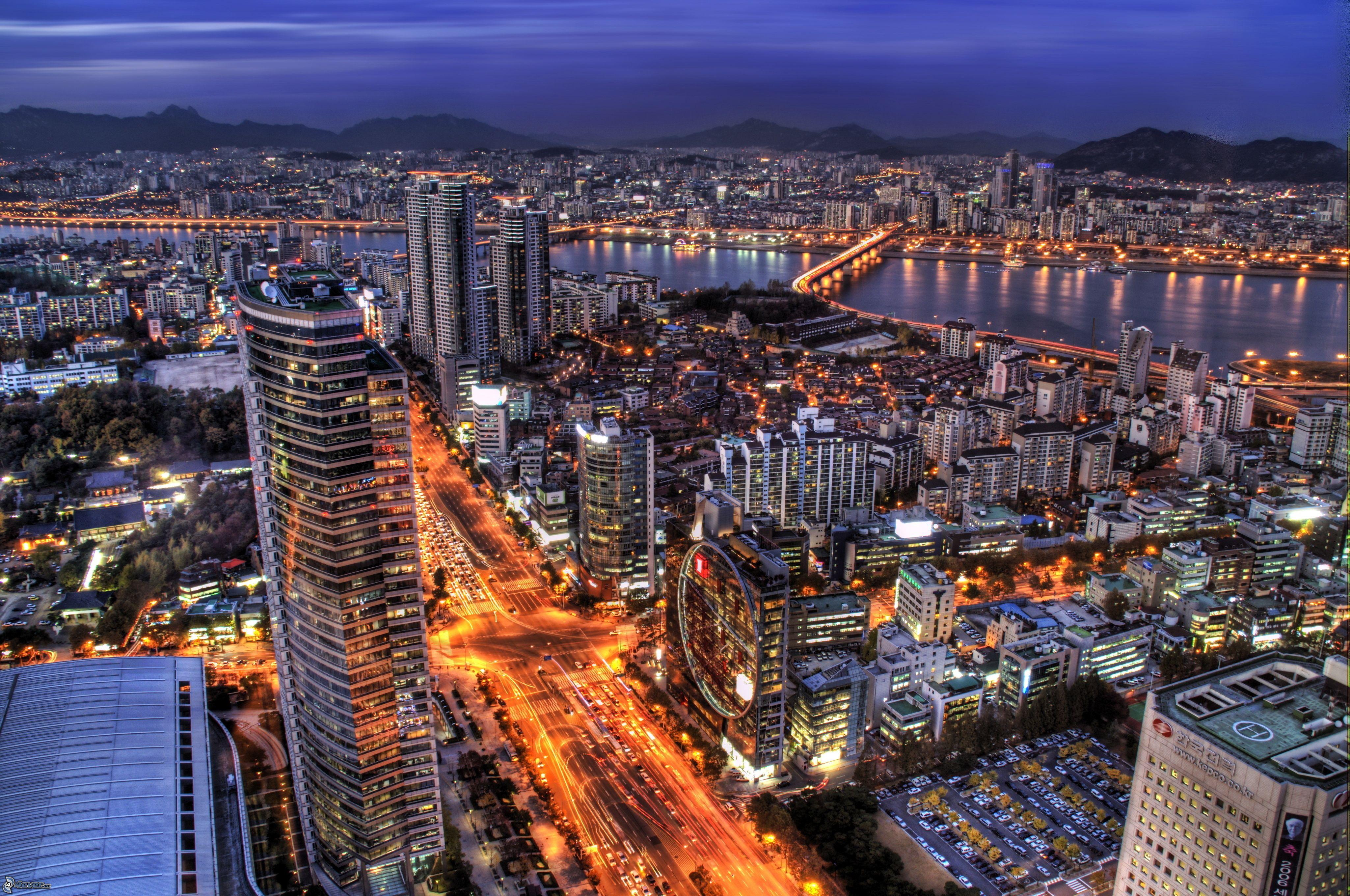 Visioguida a Seul, Asia, Romania, Dubai e mondo in generale