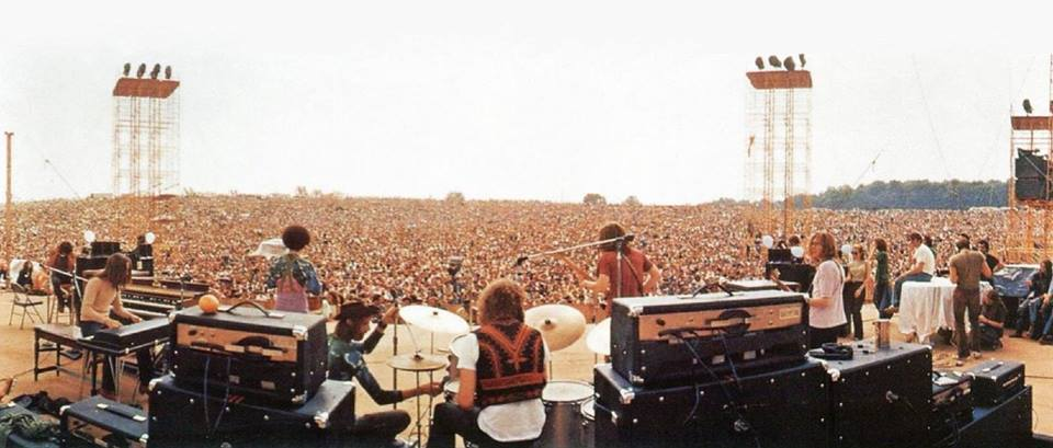 15 curiosità su Woodstock che non ti hanno ancora detto